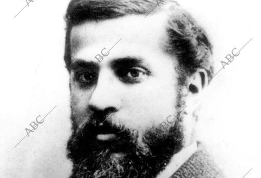 Antonio Gaudí, de joven